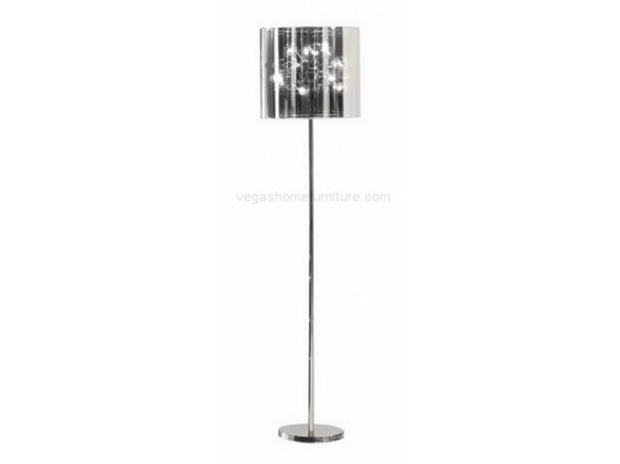 Quasar Collection Floor Lamp