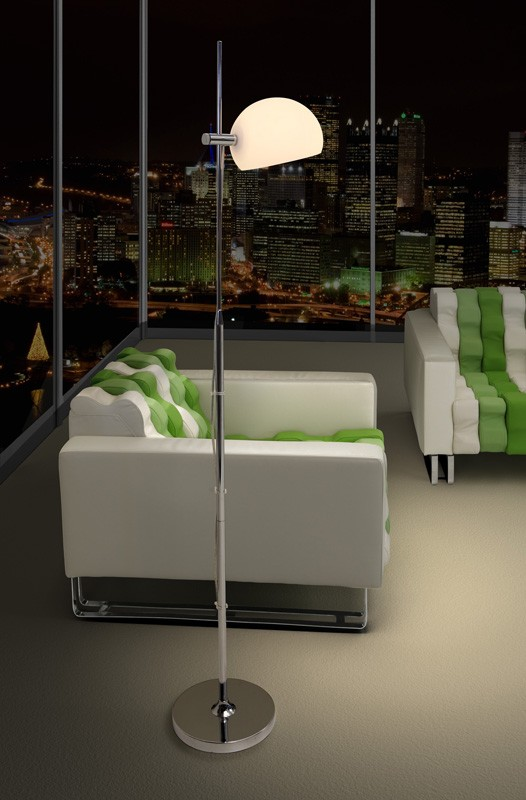 Astro collection floor lamp las vegas furniture store for Z furniture outlet las vegas