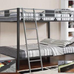 Cletis Full Over Bunk Bed