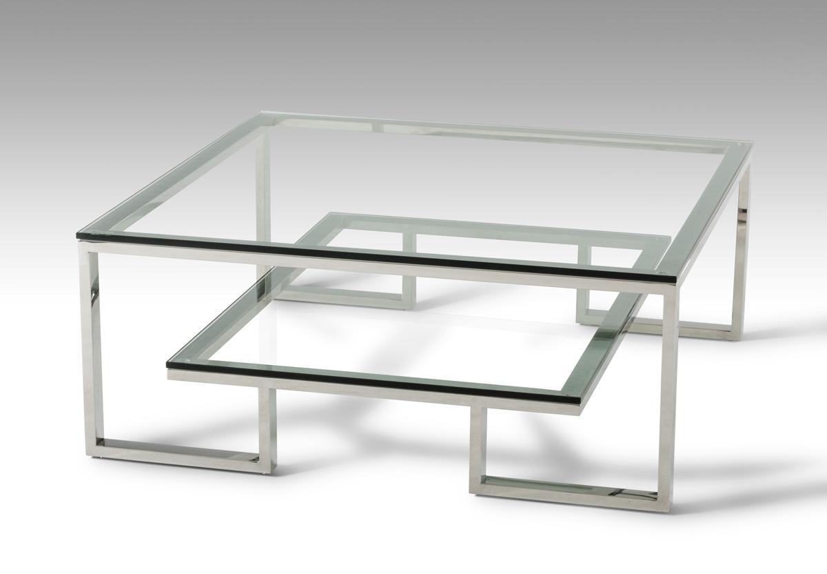 Modern Gl Coffee Table Las Vegas Furniture