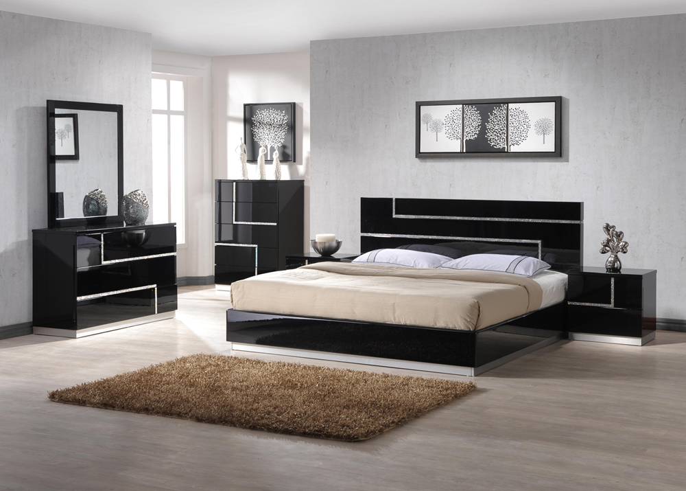 Lucca_Modern_Bedroom_black_lackered