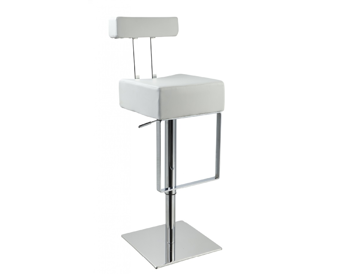T1054 – Eco-Leather Contemporary Barstool