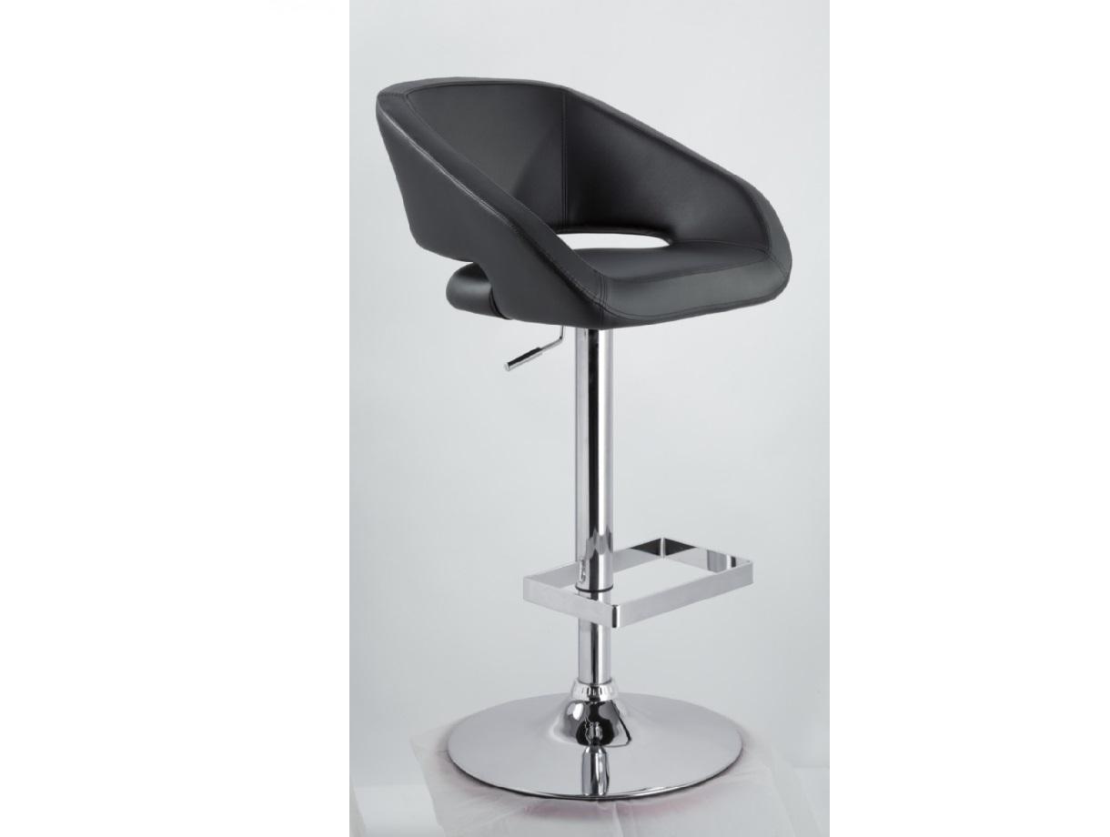 T1173 – Black Barstool