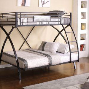 Apollo Twin Full Bunk Bed