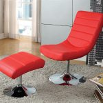 Valerie Lounge Chair with Ottoman