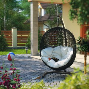 encase swing chair
