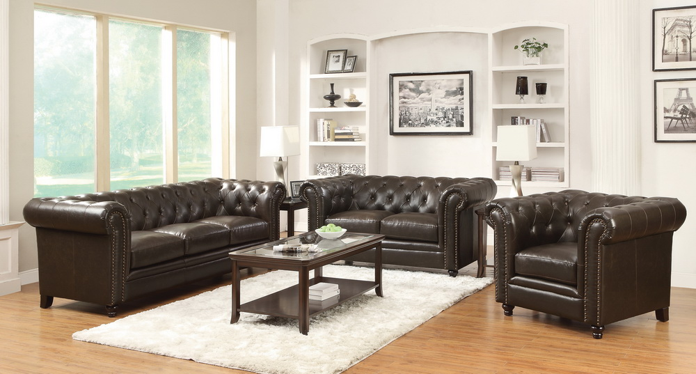 Roy Brown 2pc Collection Las Vegas Furniture Store Modern Home Furniture Cornerstone Furniture