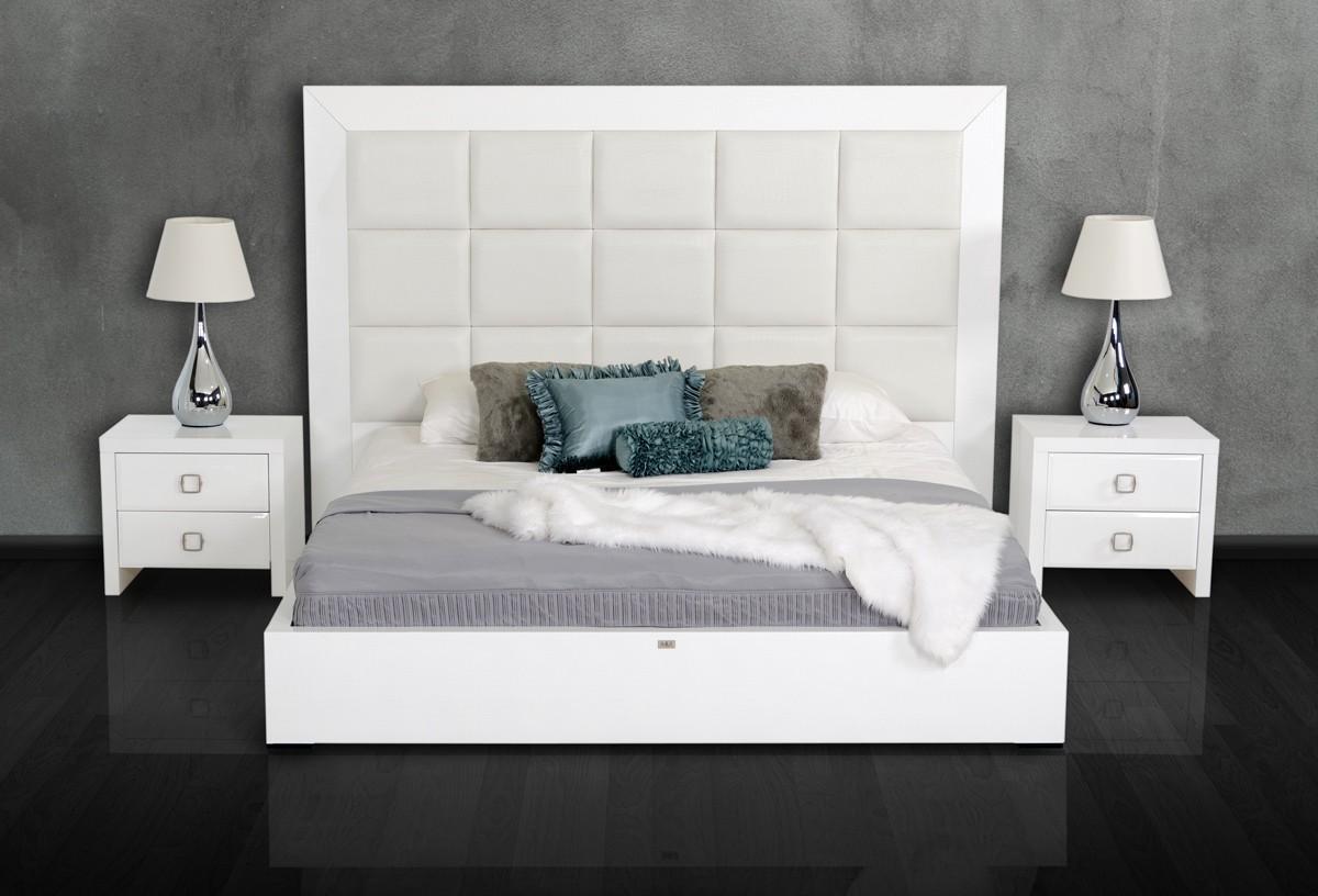 Glam White Collection Las Vegas Furniture Store Modern Home Furniture Cornerstone Furniture