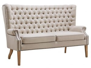 Abe Linen Loveseat Collection