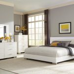 Felicity LED Queen Bed Only