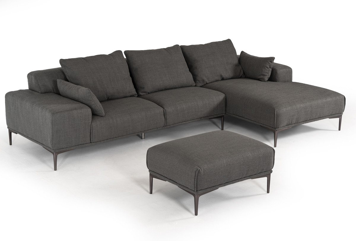 Durant Fabric L-Shape Sectional