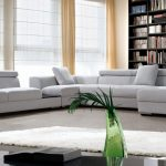 Forte Modern Fabric Module Sectional