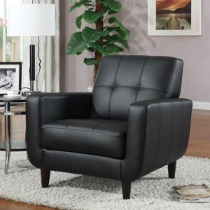 Impressive Black Accent Chair Collection