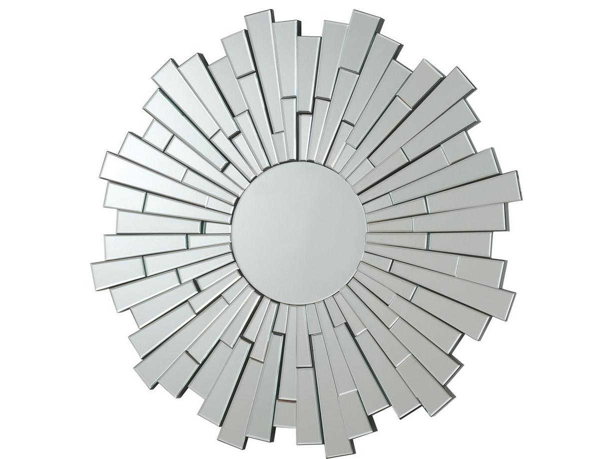 Flower Sun Wall Mirror Las Vegas Furniture Store