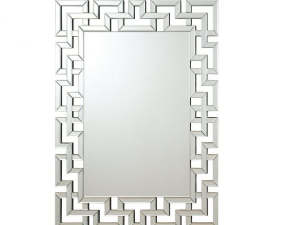 Greek Key Wall Mirror