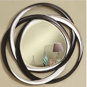 Interlinked Loops Wall Mirror
