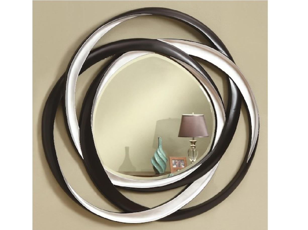 Interlinked Loops Wall Mirror