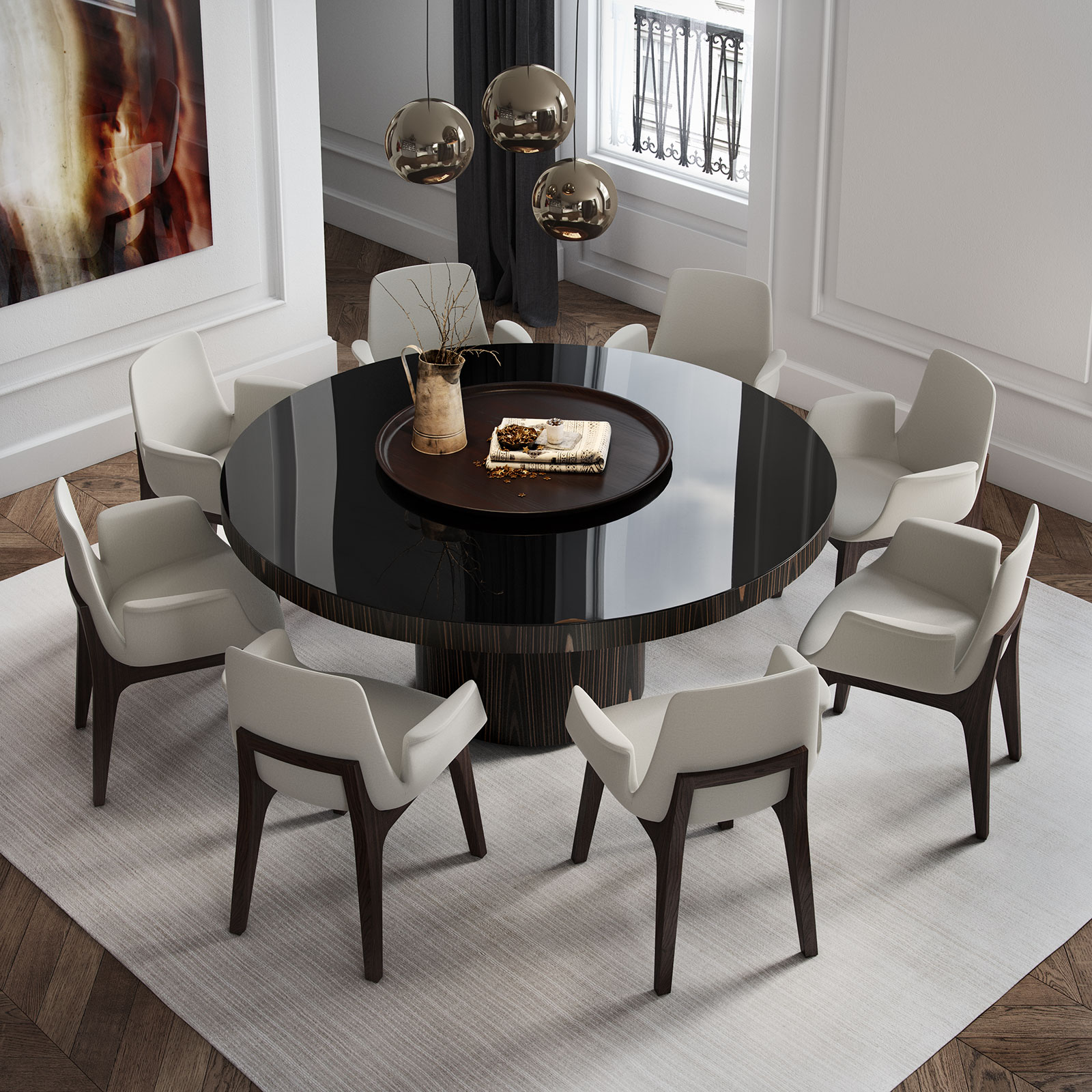Dining Room Sets Modern: Berkeley Dining Collection