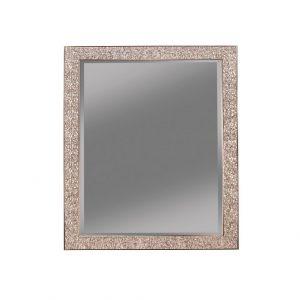 Silver Sparkle Wall Mirror