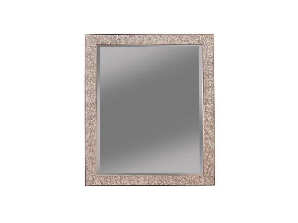 Silver Sparkle Wall Mirror