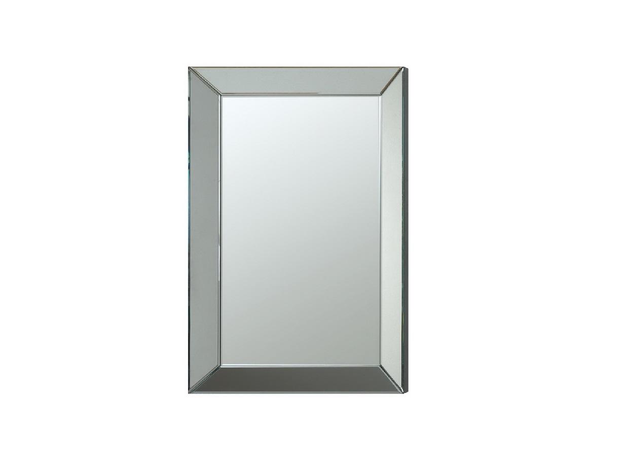 Sleek Modern Wall Mirror