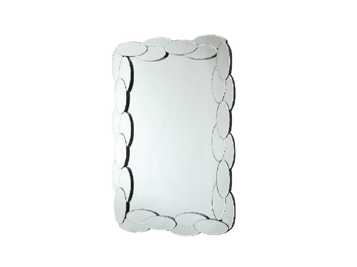 Small Oval Wall Mirror