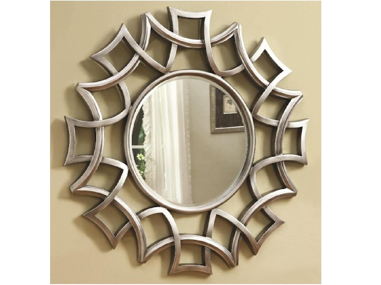 Starburst Accent Wall Mirror