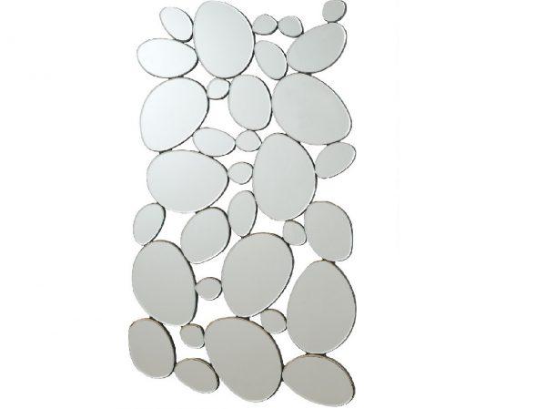 Stone Shape Wall Mirror