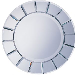 Sun Shape Wall Mirror