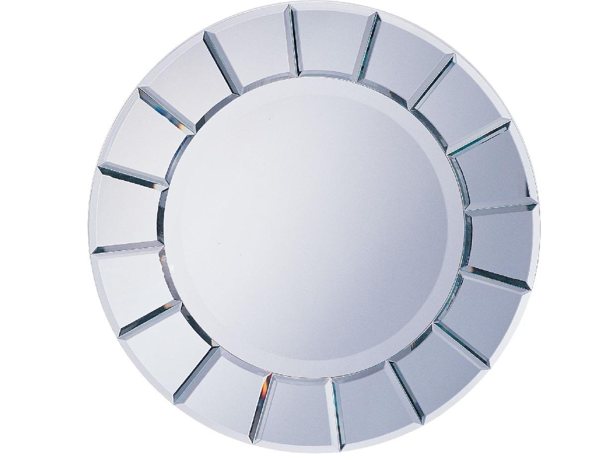 Sun Shape Wall Mirror