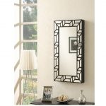 Wall Mounted Jewelry Mirror Collection