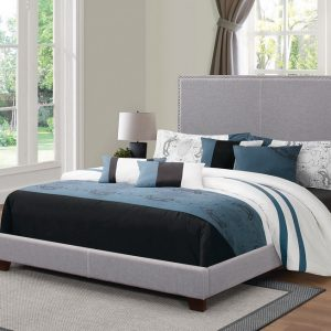 350071q upholstered bed