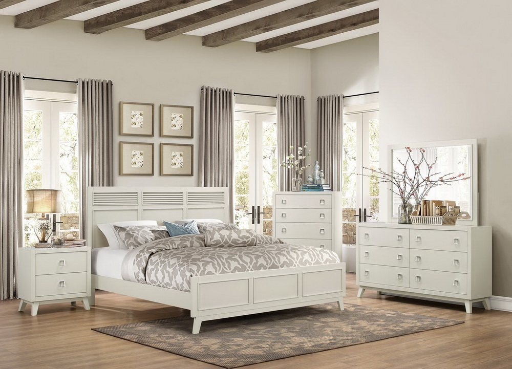valpico cool grey bedroom collection  las vegas furniture