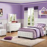 HE-2004 white kids modern bedroom set
