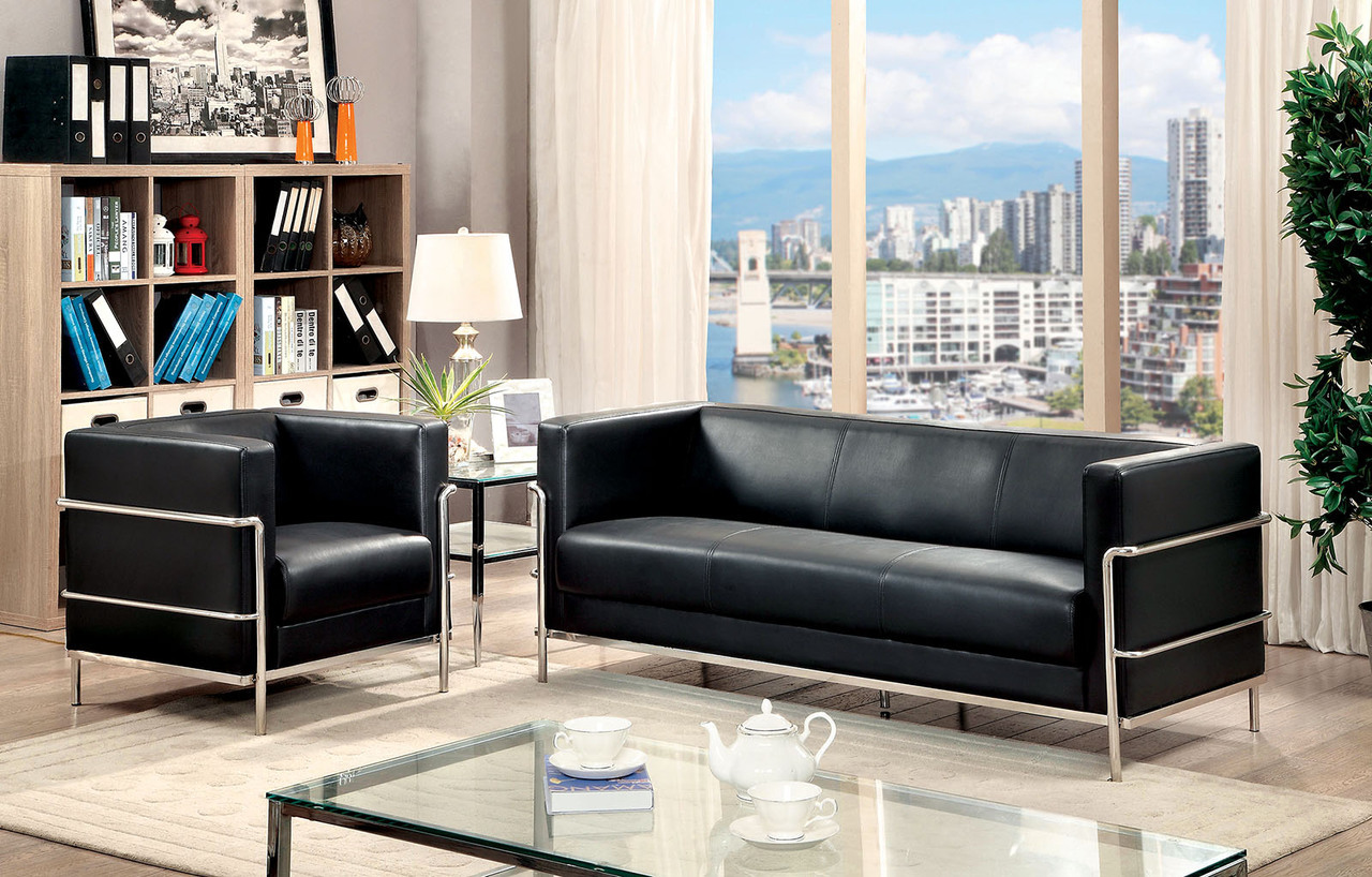 Leifur Bonded Leather Collection Las Vegas Furniture Store Modern Home Furniture