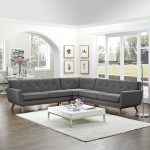 EEI-2108 ENGAGE CORNER SECTIONAL GREY