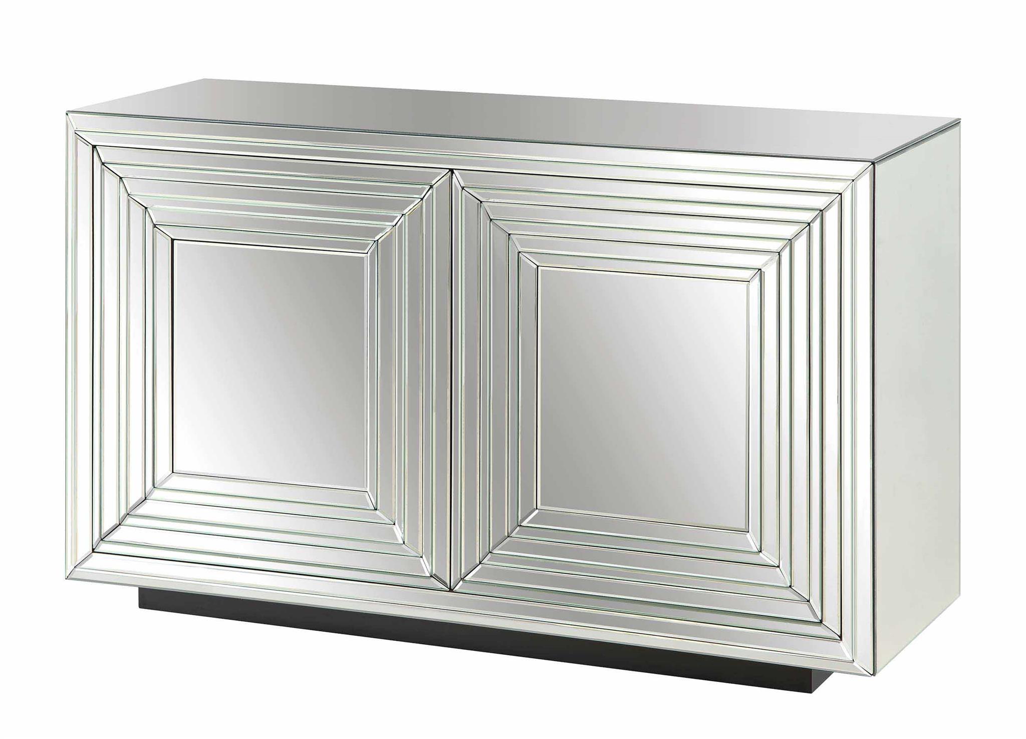 CVFZR987_lg Millenium 2 Door Mirrored Cabinet
