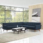 EEI-2108-AZU-SET SECTIONAL