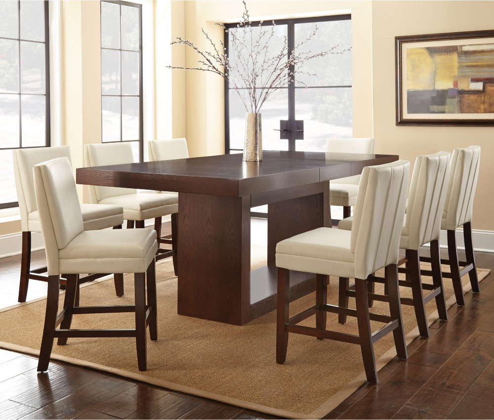 Antonio Pub Table Collection Las Vegas Furniture Store Modern Home Furniture Cornerstone