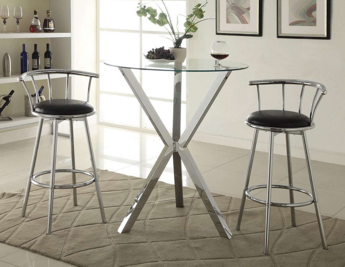 Arianna Bar Table Collection Las Vegas Furniture Store Modern Home Furniture Cornerstone
