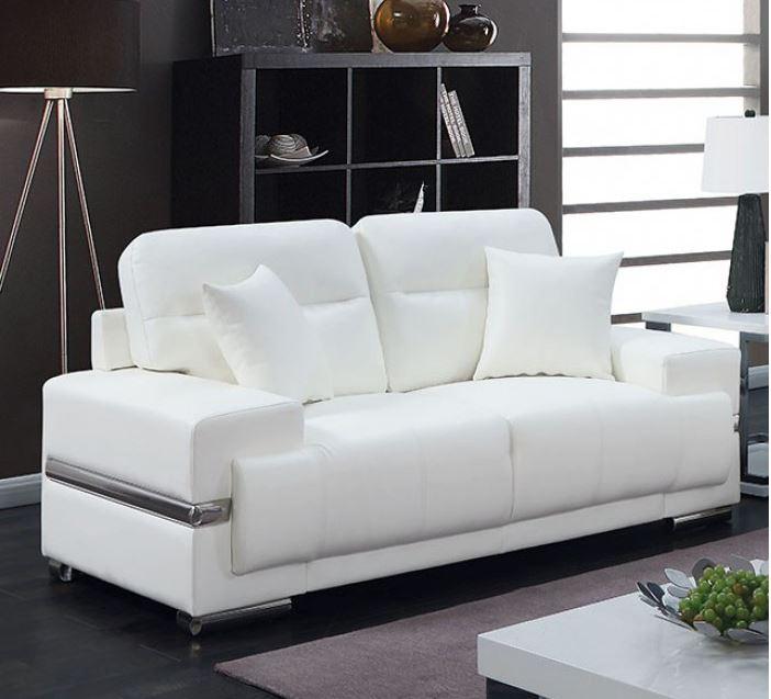 Ziback White Collection Las Vegas Furniture Store Modern Home Furniture Cornerstone Furniture