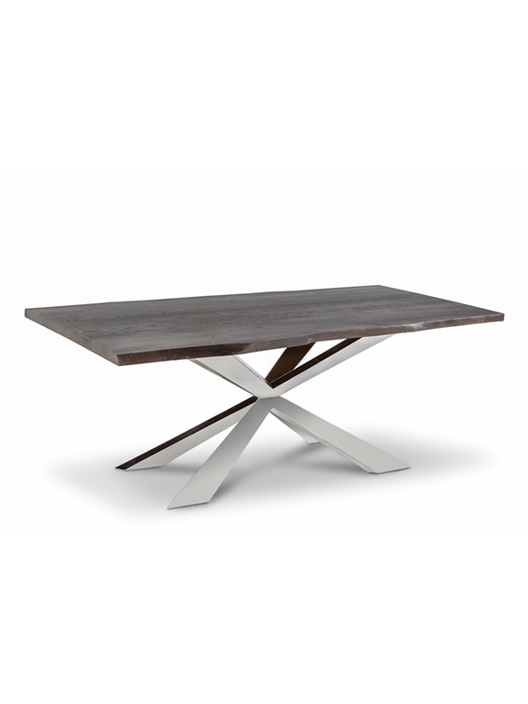 HUNTER-X-DINING-TABLE-Stainless-f1