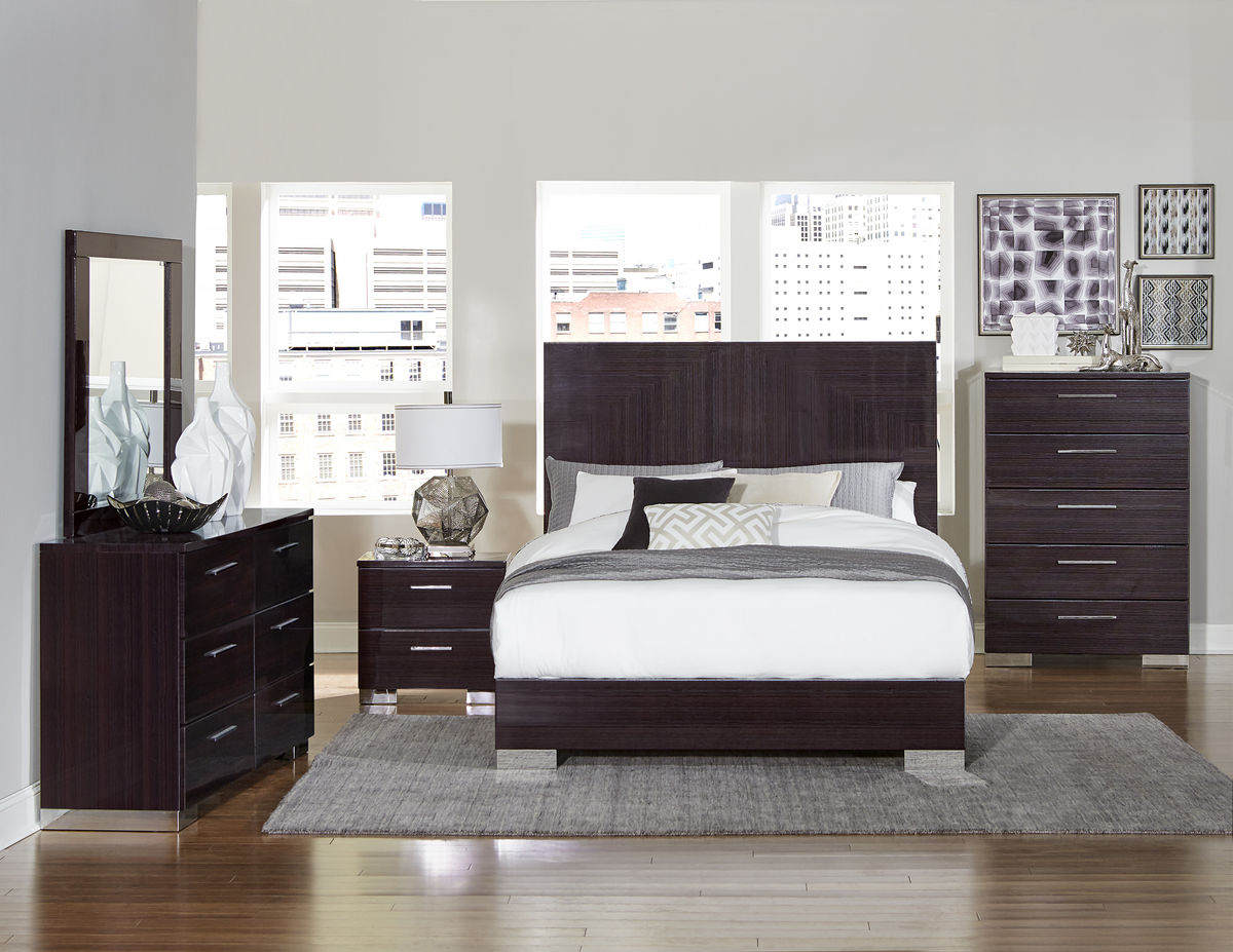 Bedroom Sets Las Vegas Nv To Review Moritz High Gloss The Most Set