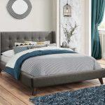 301061 Carrington mid century bed