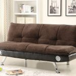 500047-B BROWN FUTON