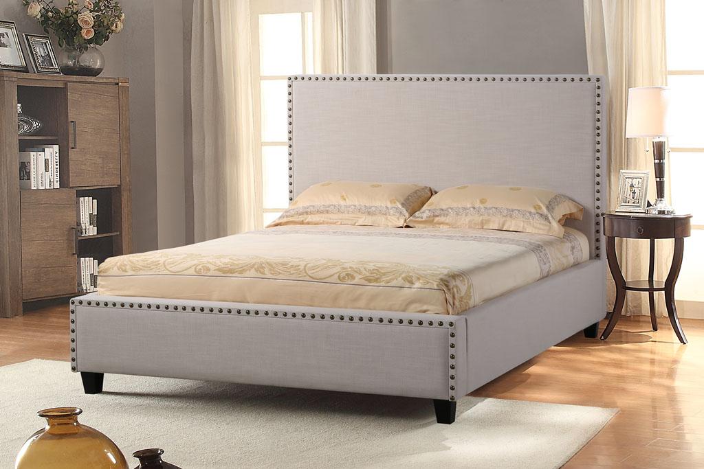 La Jolla Low Profile Bed Las Vegas Furniture Store