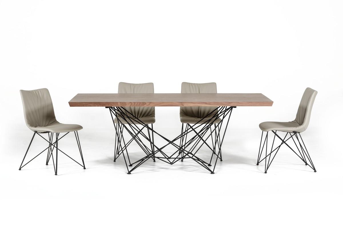 VIG-73219 WALNUT DINING TABLE