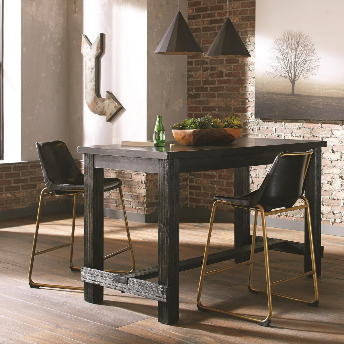 100738 BYNUM DINING TABLE COLLECTION