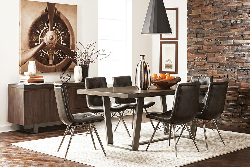 107851 Hutchinson dining set