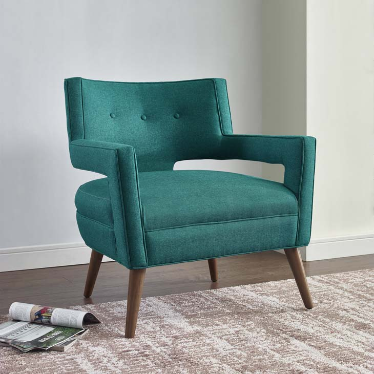 Sheer Upholstered Fabric Armchair Collection | Las Vegas ...